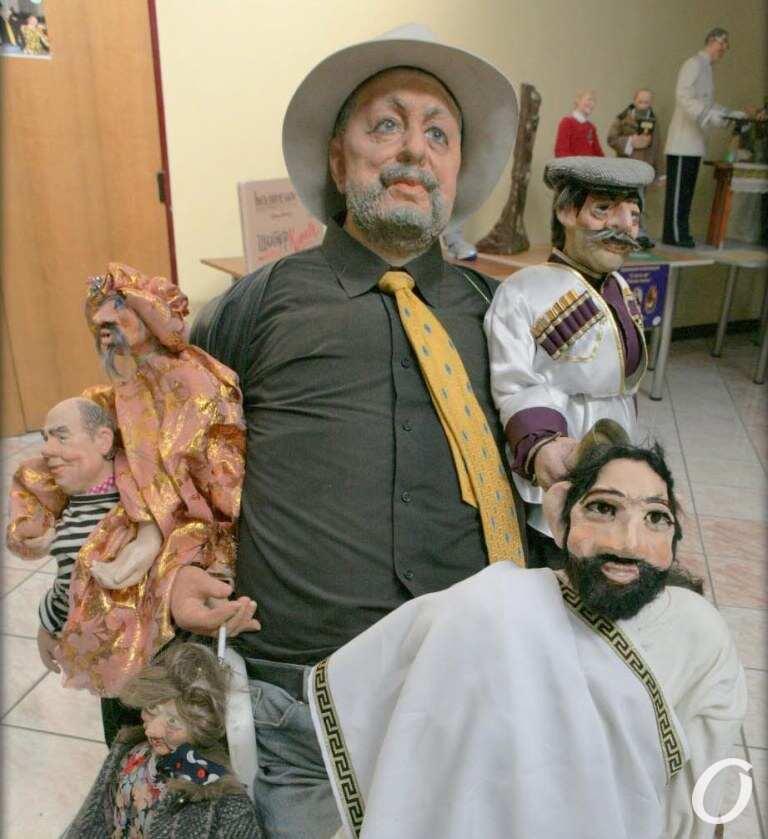 Одесские куклы, Михаил Коломей