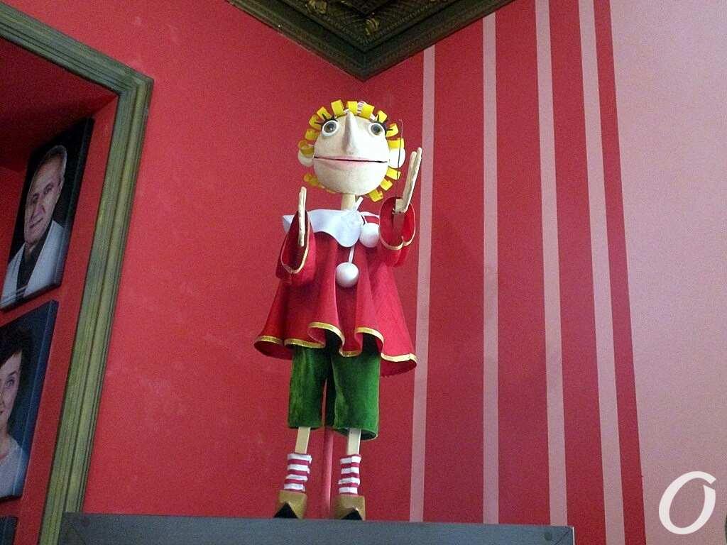 Одесские куклы, Буратино