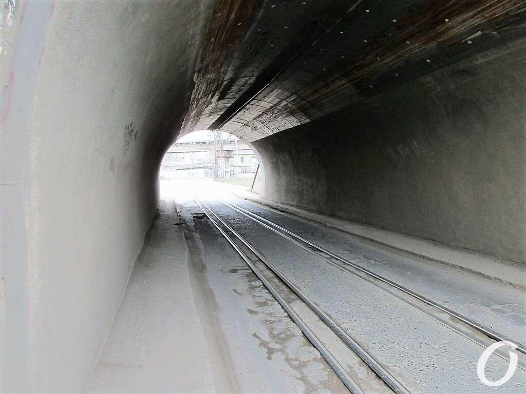 Глухой мост, туннель