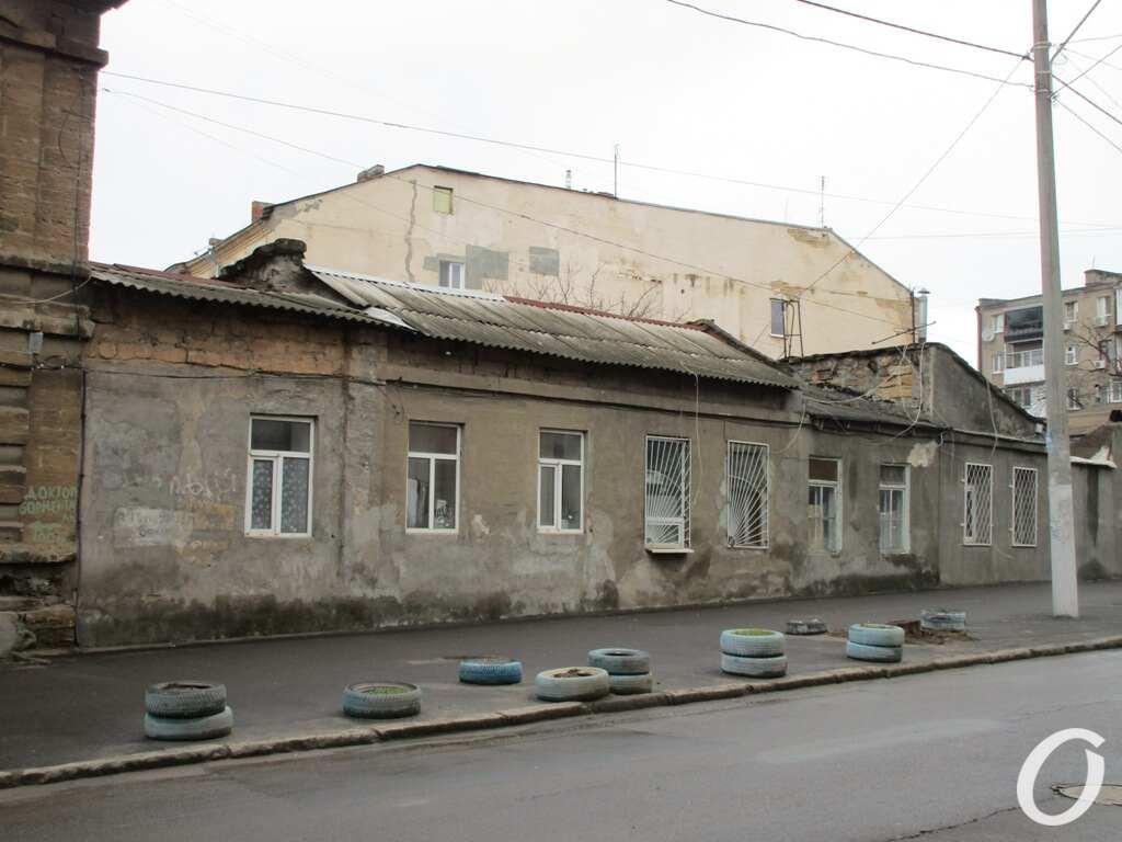 Пишоновская, одноэтажка