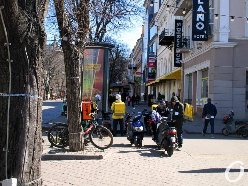Новый локдаун в Одессе, Глово