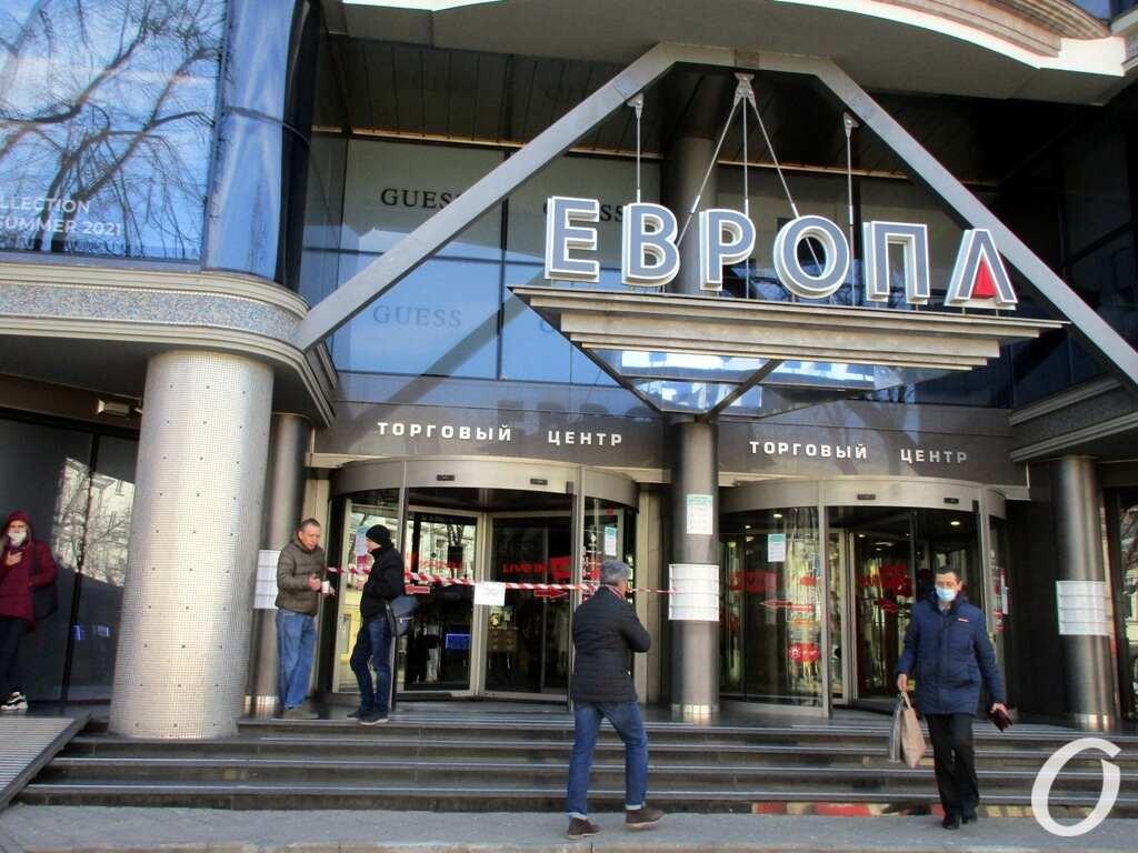 Новый локдаун в Одессе, Европа