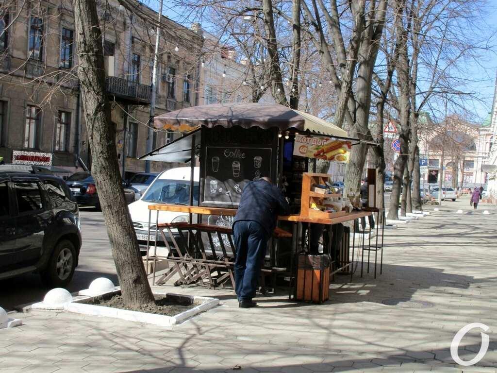 Новый локдаун в Одессе, кофе