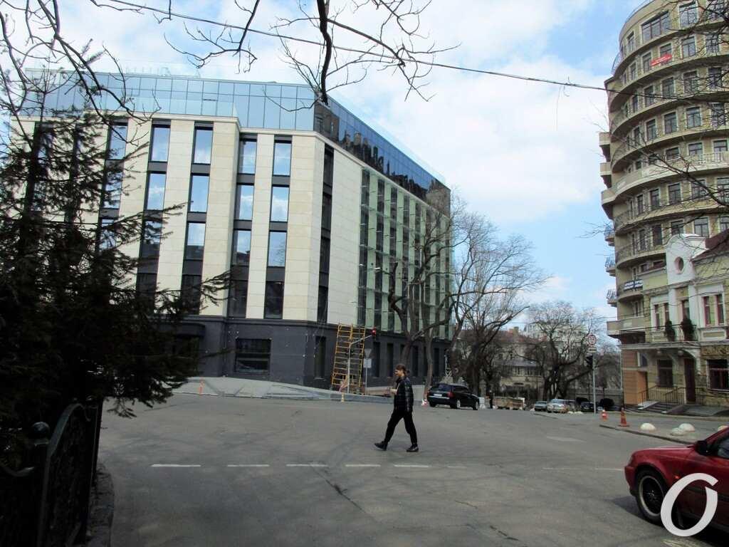 Одесская улица Гаванная