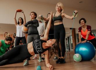 С чего начинается фитнес в Одессе