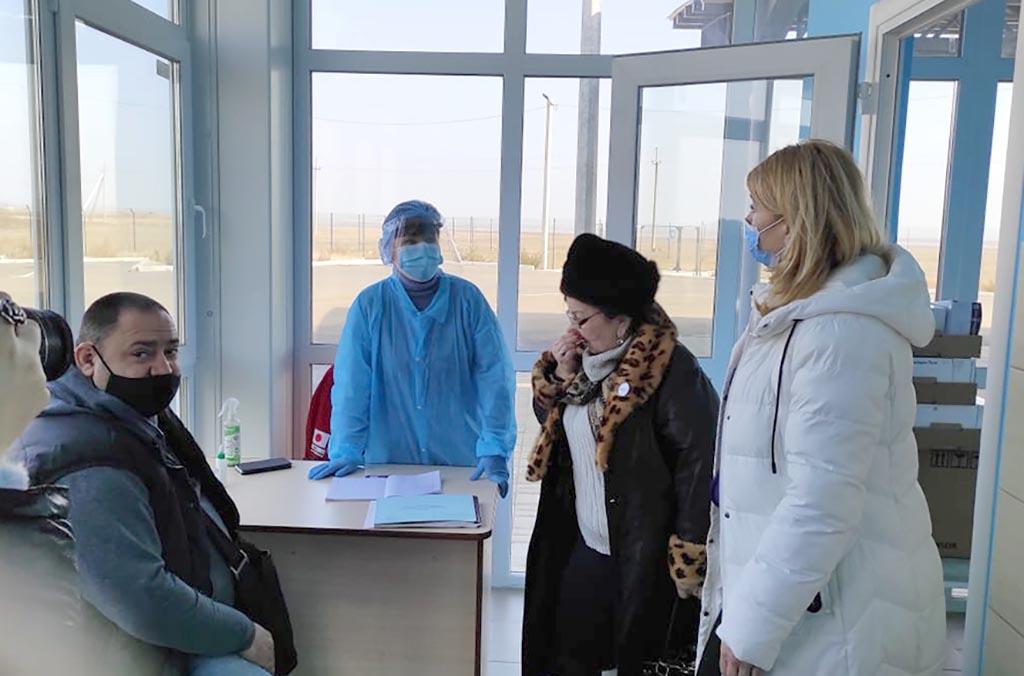 7 лет оккупации Крыма Чонгар