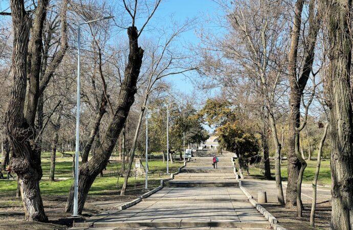 В Одессе благоустроят Дюковский парк: что обещают сделать к лету (видео)
