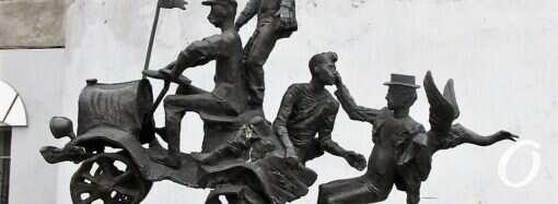 Одесская плеяда: поцелованные Музой и их герои — в Саду скульптур (фото)