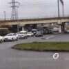 Из-за закрытия Ивановского моста одесские улицы застыли в огромных пробках (фото, видео)