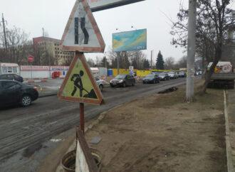 В Одессе стартовал ремонт дорог: где ведут работы (фото, видео)