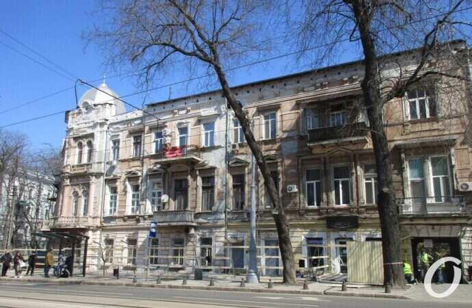 «Велосотку» перенесли, а дом-памятник забором обнесли: чем запомнился в Одессе последний день марта