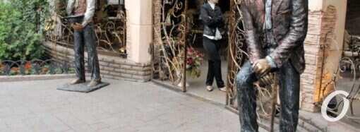 Ося и Киса исчезли из одесского Горсада (фото)
