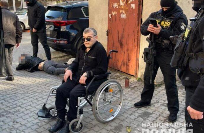 В Одессе задержали «вора в законе»
