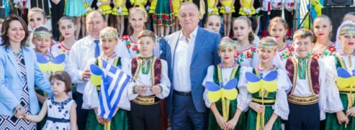 Рейтинговое американскоеиздание назвало Пантелеймона Бумбураса опорой греков Украины