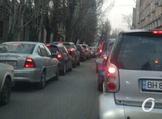 Пробки в Одессе 4 октября: какие дороги «покраснели»