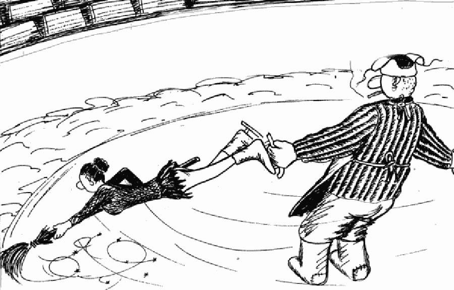 Карикатура Петр Сигэта