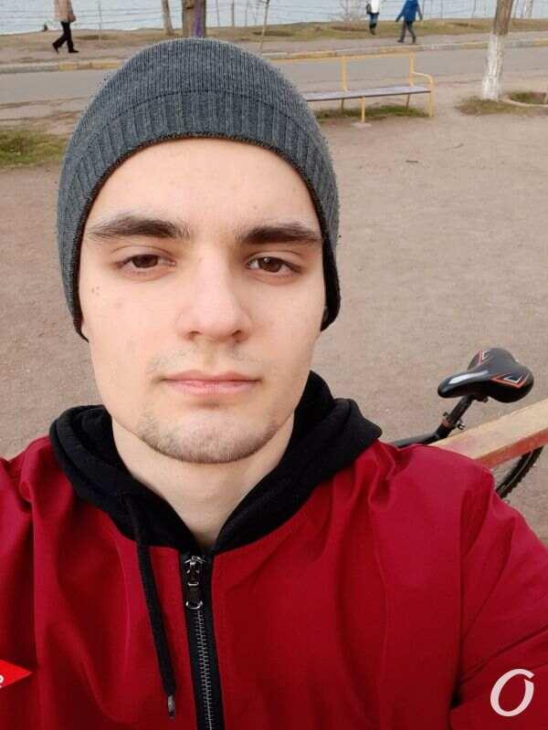 Эстакада, велолюбитель