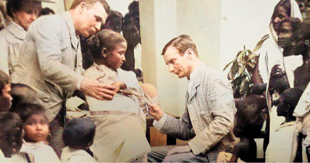вакцина холера Владимир Хавкин