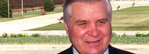 Умер первый министр иностранных дел Украины Анатолий Зленко