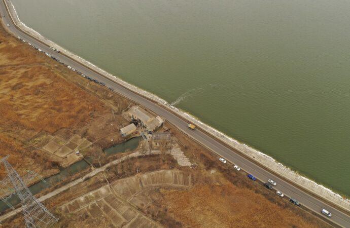 Дамба Хаджибейского лимана угрожает Одессе: что находится в зоне риска?