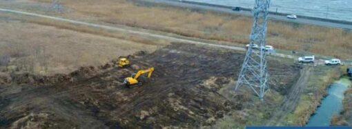 Строительство дороги в Одесский порт стартовало, – Автодор