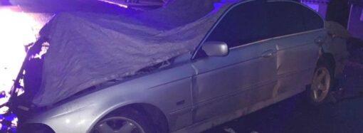 В Одесской области легковушка влетела в грузовик: есть жертвы