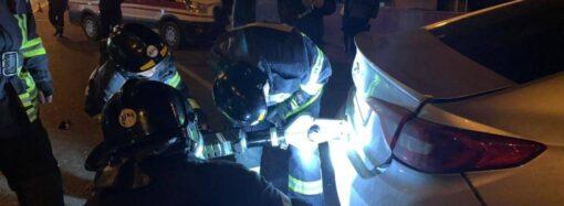 Смертельная авария на трассе Одесса – Киев: появилось видео момента ДТП (фото, видео)