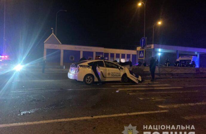 Подробности смертельного ДТП под Одессой: за рулем обоих авто были полицейские