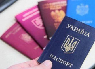 В Украине могут разрешить двойное гражданство, но не всем и не со всеми