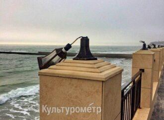 Погуляли на Масленицу: в Одессе снова заявили о себе вандалы (фото)