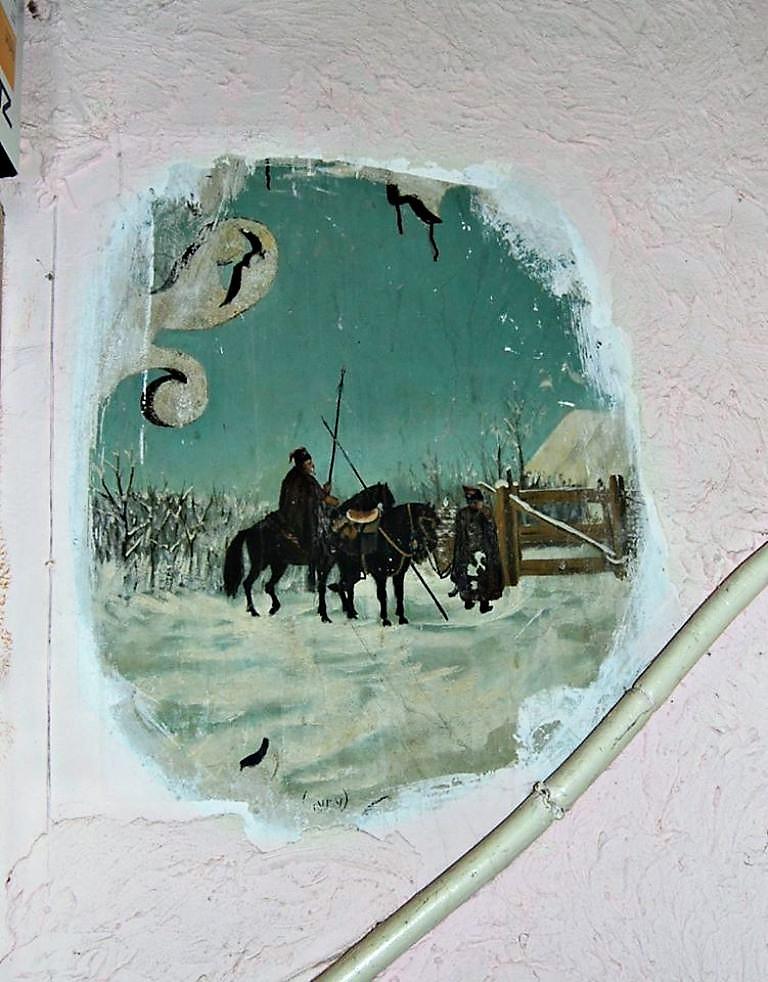 исторические фрески