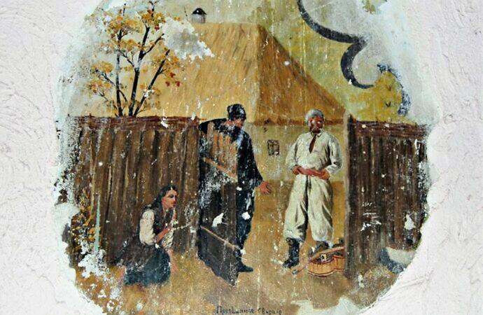 Одесские краеведы призывают взять под охрану дом с уникальными фресками