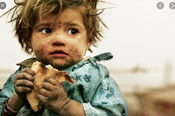В Одесской области мать морила голодом маленькую дочь: девочка ела известь со стен