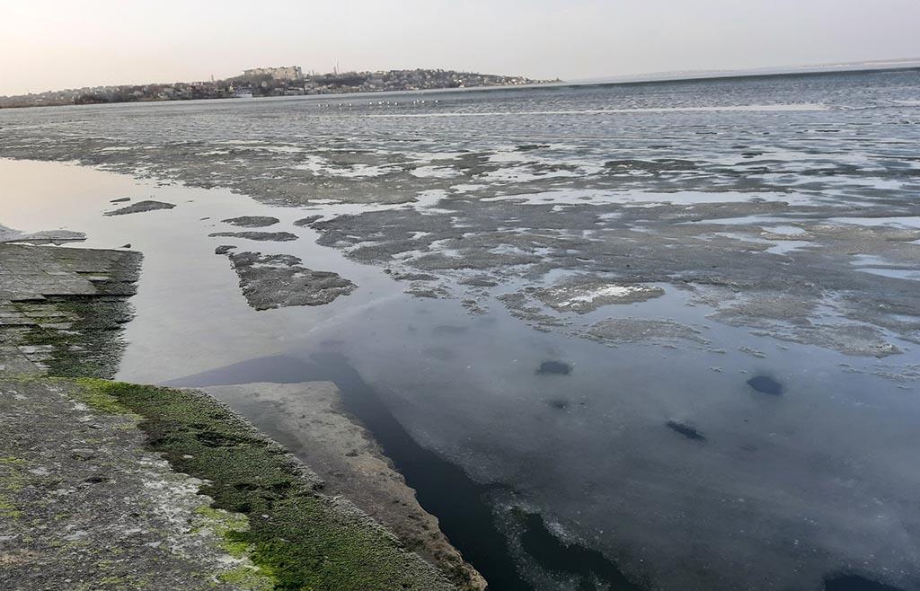 водные ресурсы Хаджибей