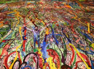 Путешествие человечества: самая большая картина в мире ушла с молотка