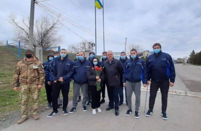 Кораблекрушение в Черном море: спасенные моряки вернулись в Украину