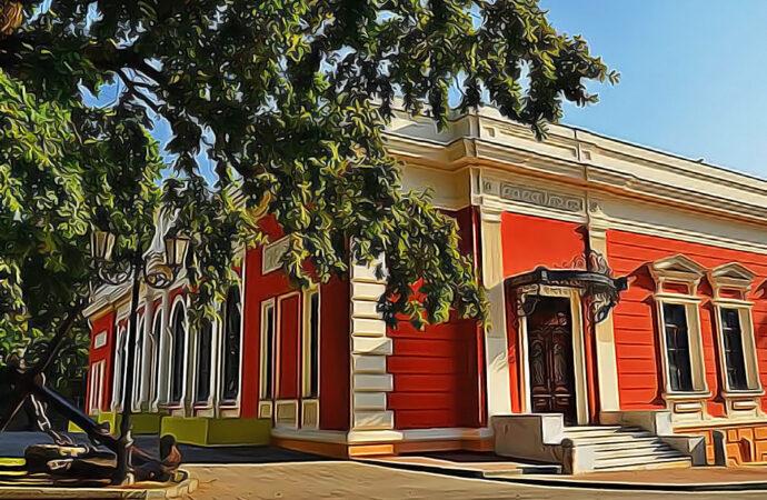 Музей морского флота в Одессе восстановят в рамках президентской программы