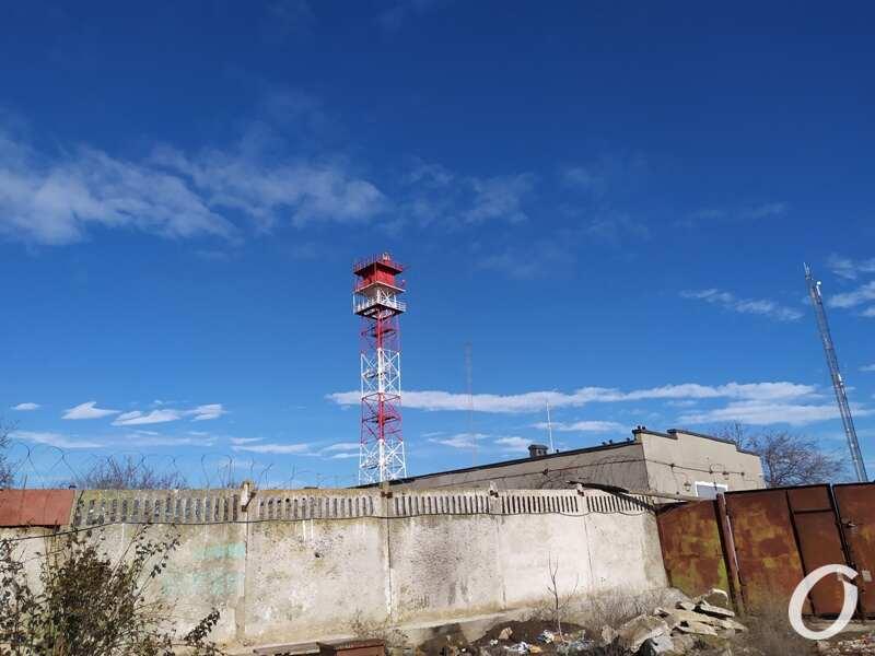 мыс Большой Фонтан, маяк сегодня