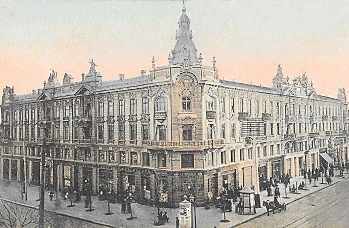 Легенды и были одесского «Пассажа» – главного торгового центра прошлого