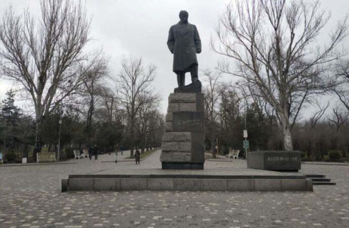 В парке Шевченко высадят тысячи роз (фото)