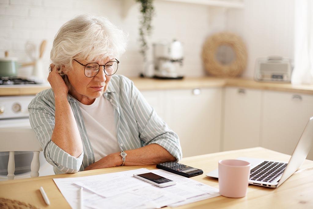 пенсия пенсионерка