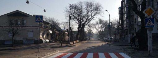 На одесской Молдаванке появился пластиковый переход (фото)