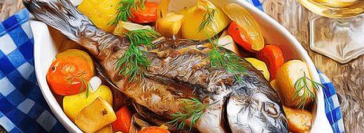 Готовим в Великий пост: три блюда из рыбы (рецепты)