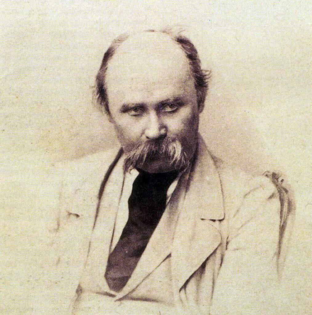 Шевченко 1860 год