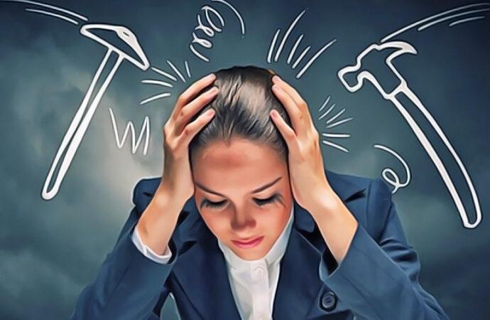 5 правил, которые помогут успокоиться во время стресса