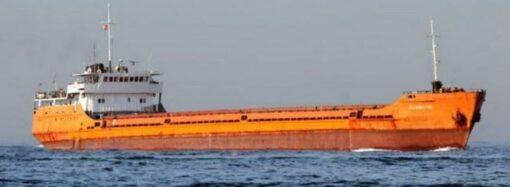 Кораблекрушение в Черном море: на затонувшем сухогрузе работали моряки из Одесской области