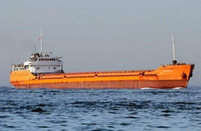 Крушение сухогруза в Черном море: опубликовано видео спасательной операции (видео)