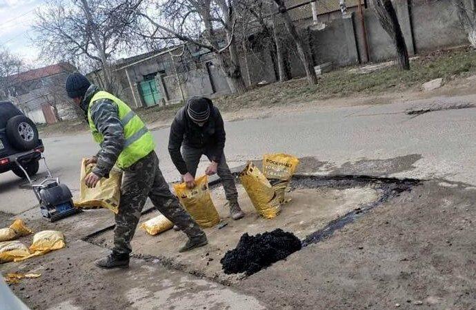 В Таировской ОТГ начали ремонтировать дороги