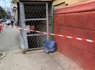 Труп около школы: в Одессе нашли мешок с мертвой женщиной (фото)