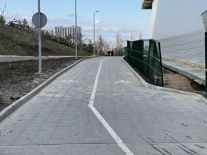велоэстакаду отремонтировали4